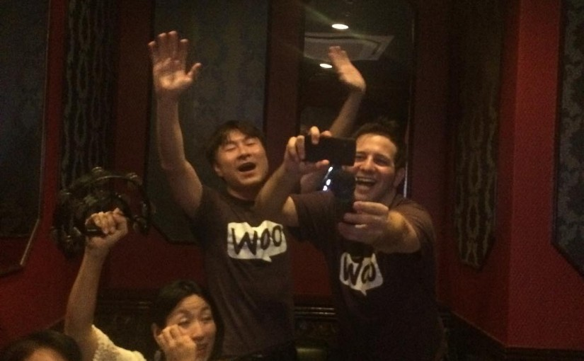 Three best easy English karaoke songs both travelers and locals know