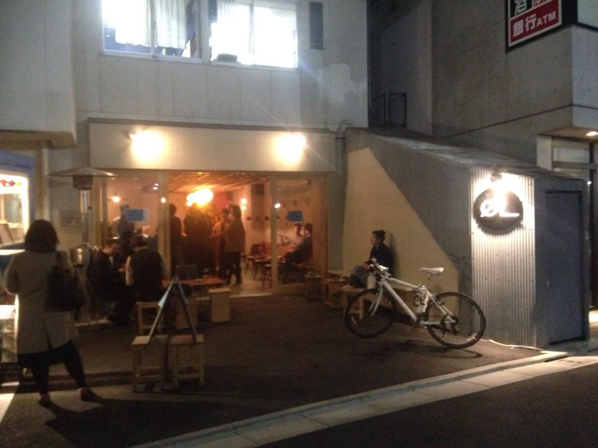ミッケラー東京跡地に新ビアバー「OL」が本日 OPEN!